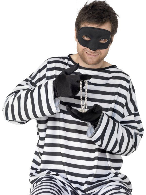 I've got $50 that says the guys that pulled this heist were dressed just like ths.